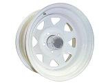 Off-road weels 15x8 5x114.3 d84 ET-19 белый